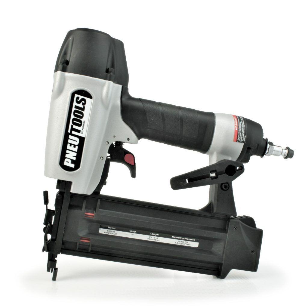 Brad nailer finish gun durable tough 18 gauge