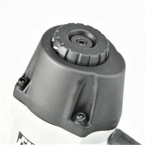 Tough, durable, depth adjusting siding nailer coil gun
