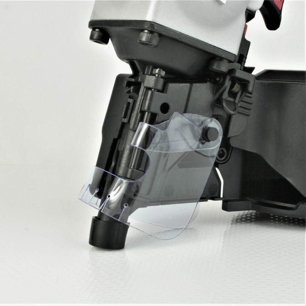 Tough, durable coil framing nailer gun
