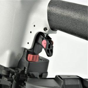 Tough, durable, high power coil framing nailer gun