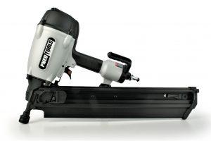 Tough, durable, fast, lightweight plastic collated 22 degree framing nailer gun