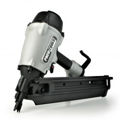 Tough, durable, fast, lightweight wire weld 28 degree framing nailer gun